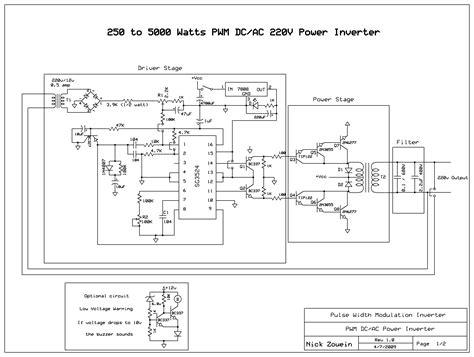dc ac power inverter nick zouein