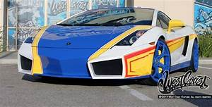 West Coast Customs Built: Chris Brown's Gallardo [Photo ...