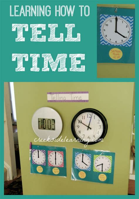 Teaching Time Clock Face  Woodworking Projects & Plans