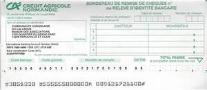 Annuler Un Cheque De Banque : bordereau remise especes credit agricole catalogue promo ~ Medecine-chirurgie-esthetiques.com Avis de Voitures