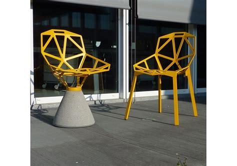 Chair One Chair With Concrete Base Magis  Milia Shop