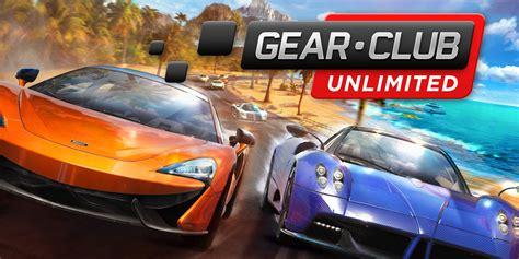 Gear Club by Gear Club Unlimited Nintendo Switch Nintendo
