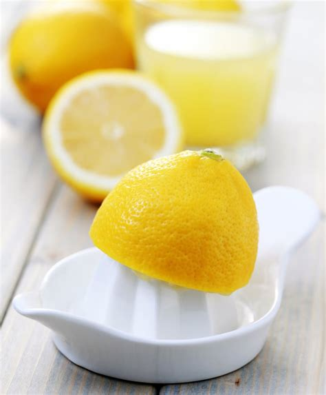 lemon juice homemade deodorant condiments recipes flavor source lighter healthier food popsugar fresh actually natural healthy bottled fitness