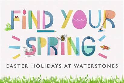 Waterstones Children Books Easter Teenage Prize Spring