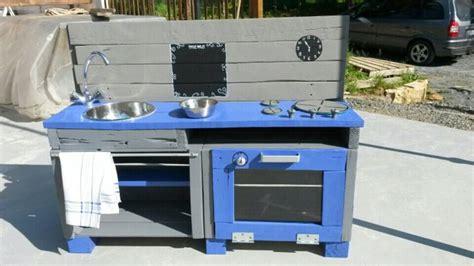 de jeux de cuisine dînette en palette et caisse a pommes 100 récupération
