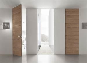 Porte Interieur Design : porte d 39 int rieur design haut de gamme eclisse eclisse ~ Melissatoandfro.com Idées de Décoration