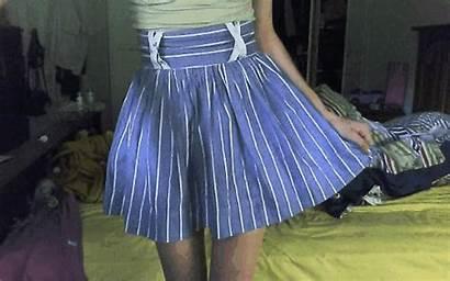 Skirt Gifs Pastel
