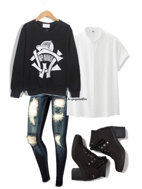BTS War of Hormone Dance Practice Jimin Inspired Outfit ...