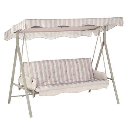 Garden Treasures Replacement Canopy by Replacement Canopy For Garden Treasures 3 Person Swing