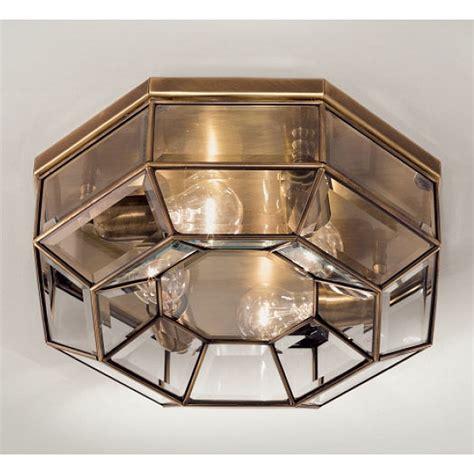 kitchen pendant lighting island marsia octagon ceiling light medium in brass christophe