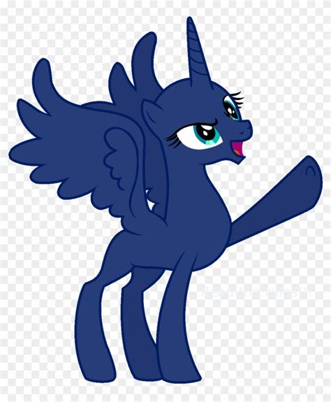 Image Result For Nightmare Moon Base Mlp Bases In 2018