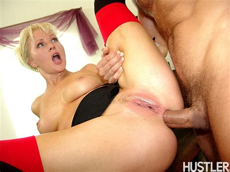 kathy anderson in black stockings gets anal fucked in the office my pornstar book
