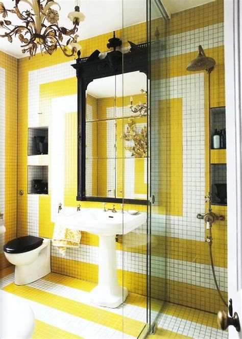 bright bathroom ideas 36 bright and yellow ideas for bathroom