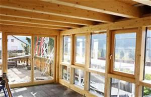 Wintergarten Ohne Glasdach : selbstbau eines wintergarten glasdach oder terrassen berdachung ~ Sanjose-hotels-ca.com Haus und Dekorationen