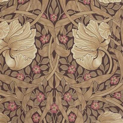Morris William Pimpernel Wallpapers Fig Sisal Archive