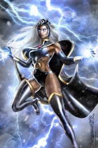X-Men Storm deviantART