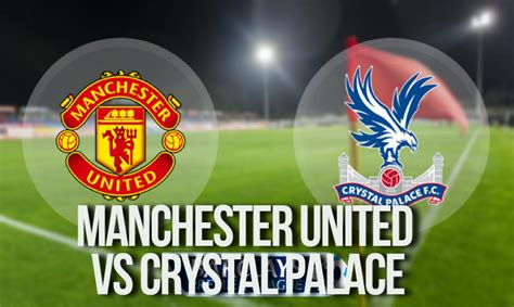 Manchester United v Crystal Palace Preview 19/09/2020