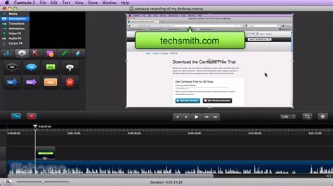 camtasia studio  mac    latest version