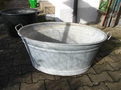 Garten Kaufen Aalen by Verzinkte Wanne Zuber Badewanne K 252 Bel Eimer In Aalen