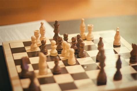 imagen de ajedrez foto gratis