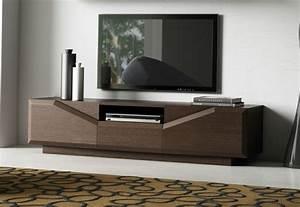Meuble De Tele Design : meuble t l 21exemples pour votre plaisir ~ Teatrodelosmanantiales.com Idées de Décoration