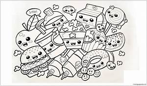 Shopkins Donut Coloring Pages Shopkins Best Free