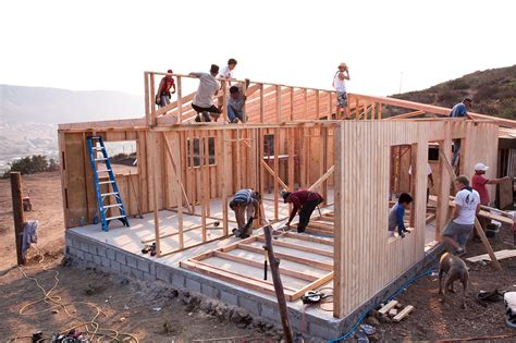 house building house building door of faith orphanage