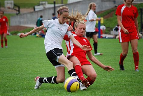 The Spike In Youth Soccer Injuries