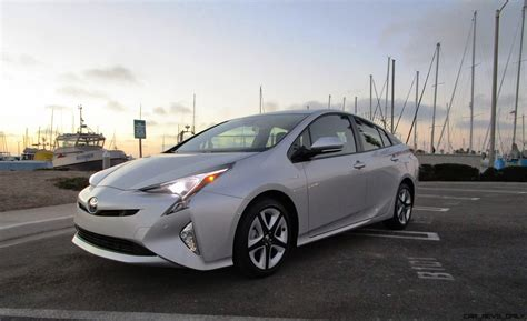 Toyota Prius Four by 2016 Toyota Prius Four Touring Road Test Review By Ben