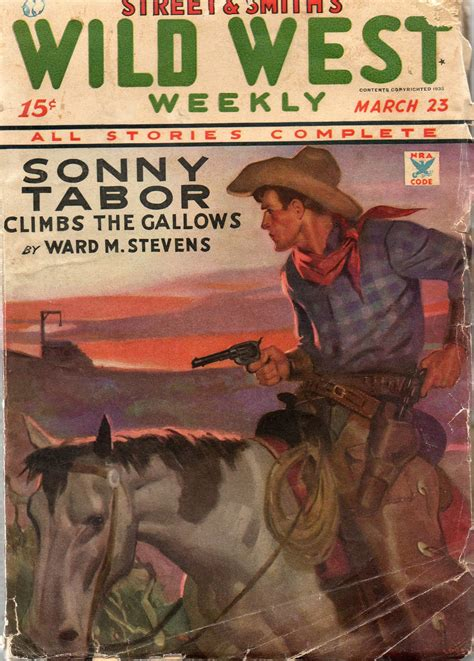 pulp western wild west cowboy walter tom laurie lovell martin sonny covers artist tabor fiction saddle buddies westerns powers indians