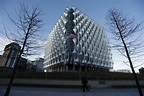 New U.S. Embassy criticized by Trump opens in London   The ...