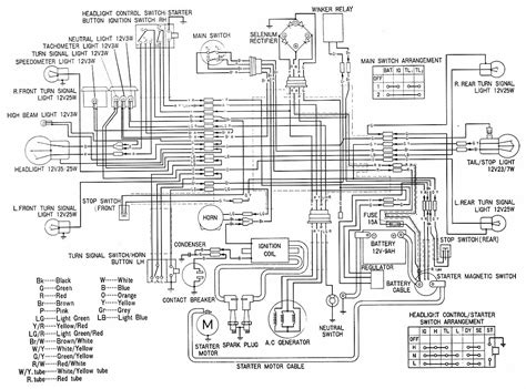 category honda wiring diagram circuit and wiring diagram