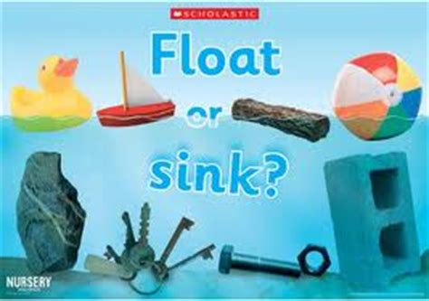 why do things sink or float density experiment archives easy science for kids