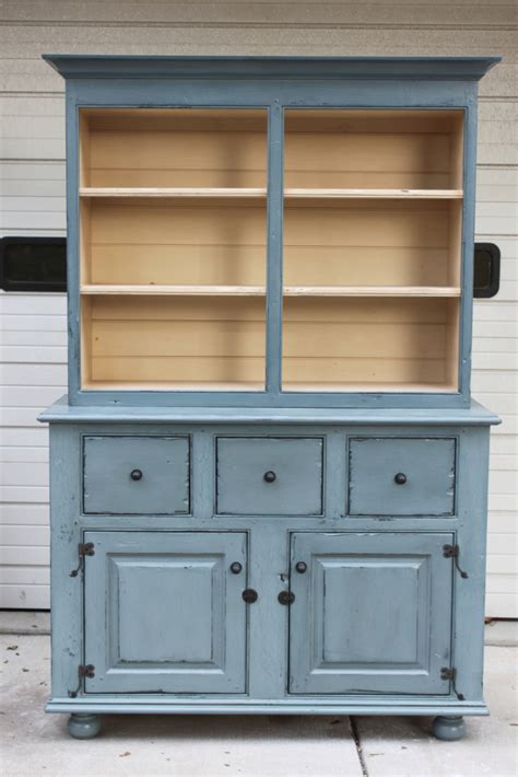 kitchen hutch cabinets sale outstanding kitchen hutch for sale vintage blue cabinets
