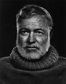 Ernest Hemingway – Yousuf Karsh