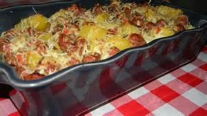 cuisiner saucisse de toulouse gratin de choux fleur brocolis aux saucisses de toulouse cuisine familiale