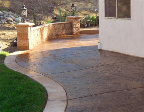 landscape contractor patios terraces