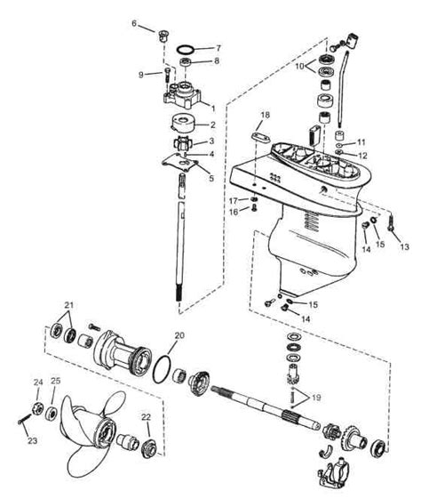 Johnson 115 V4 Outboard Wiring Diagram Pdf by 40 Hp Evinrude Parts Diagram Automotive Parts Diagram Images