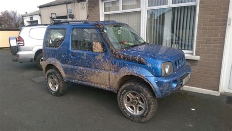 suzuki jimny lifted suzuki jimny lift kit for sale in ballymount dublin from