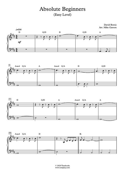 Amazing grace by declan galbraith free piano sheet music downloads online, lyrics pieces notes tabs scores scale pdf. Piano Sheet Music Absolute Beginners (Easy Level, with ...