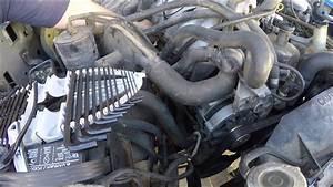 Fuel Pressure Regulator In A 1988 Ford F-150  6