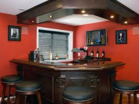 Home Bar Themes by 13 Great Design Ideas For Basement Bars Decorating And