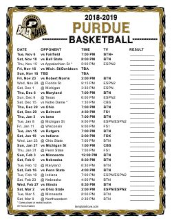 college basketball schedules