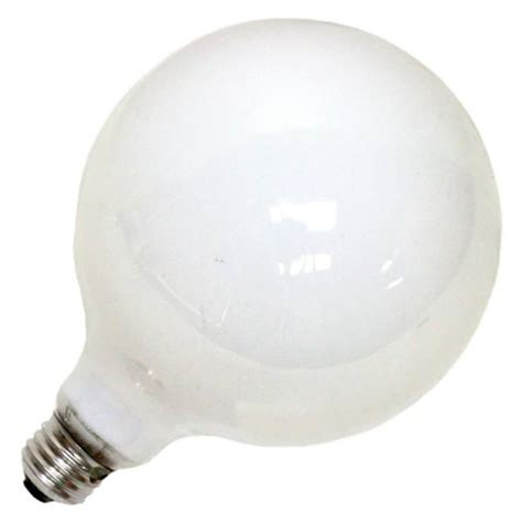 ge 49781 100g40 w g40 decor globe light bulb