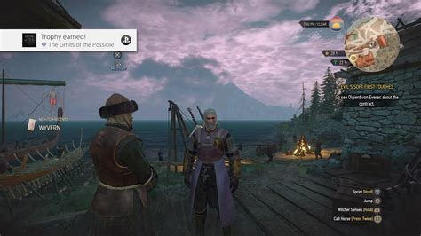 the witcher 3 hunt finally i did it the is so beautiful and the story telling