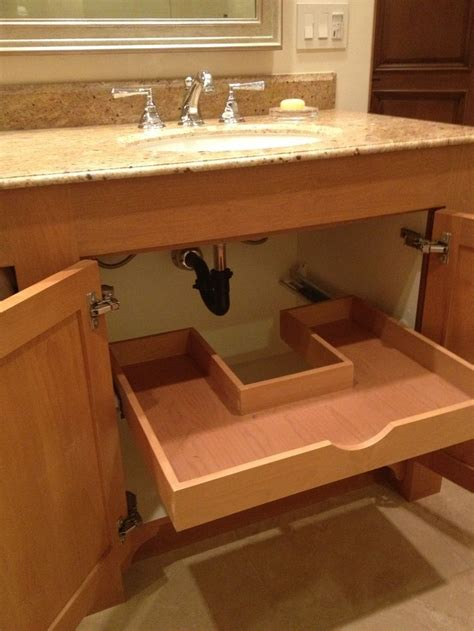 kitchen cabinet pull out drawer organizers image result for sink drawers bathroom bathroom 7913