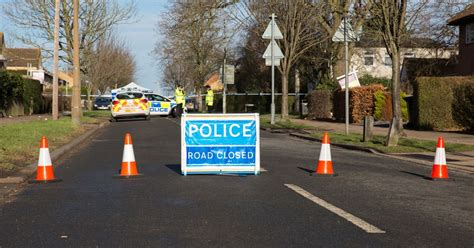 Residents React With Shock To Welwyn Garden City Murder