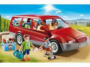 Voiture Playmobil Porsche : familien pkw family fun playmobil 9421 ~ Melissatoandfro.com Idées de Décoration