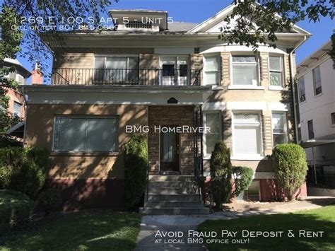 1 Bedroom Apartments In Salt Lake City by 1 Bedroom Unit In Salt Lake City Apartment For Rent In