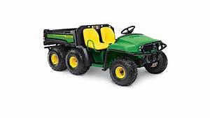 Th 6x4 Diesel Utility Vehicle